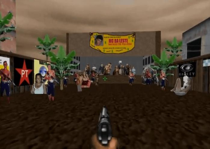 Fãs criam game do MC Daleste