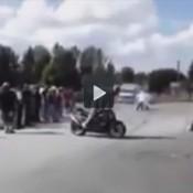 Belos motivos para você não querer se exibir de moto