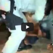 Policiais de Goiás realizam exorcismo no meio da rua