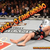 Após ter provocado Anderson Silva no octógono, Nick Diaz vira meme na internet