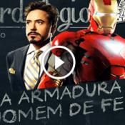 Curiosidades sobre a armadura do homem de ferro