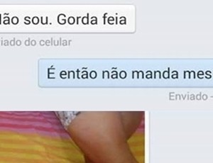 GORDA FEIA FACE