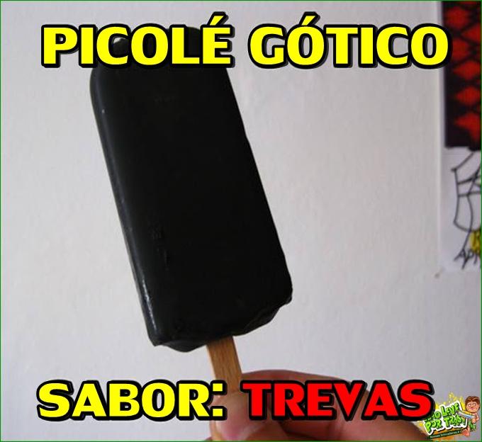 PICOLE DAS TREVAS