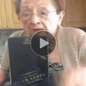 O melhor presente que uma avó pode ganhar