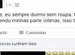 tirando duvida no facebook face