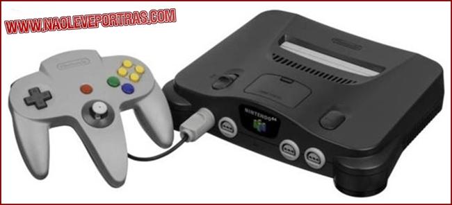 Nintendo 64 Source: Wiki
