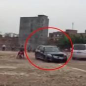 Dica do dia: Como parar um motoristas descontrolado na China