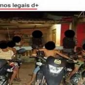 Policiais são legais d+