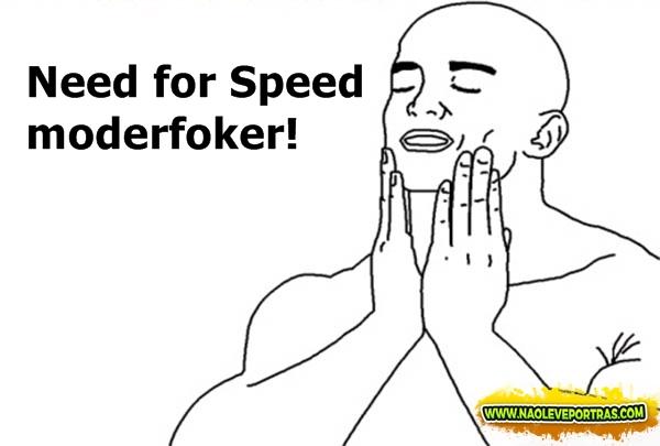 Need for Speed moderfoker