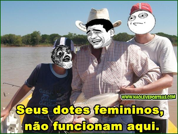 pescaria meme
