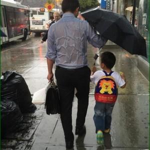 ser pai é