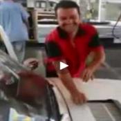 Ar condicionado caseiro pra carro de pobre