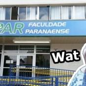 A primeira faculdade formadora de bronheiros do brasil