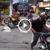Veja o que acontece quando a ROTA chega na favela