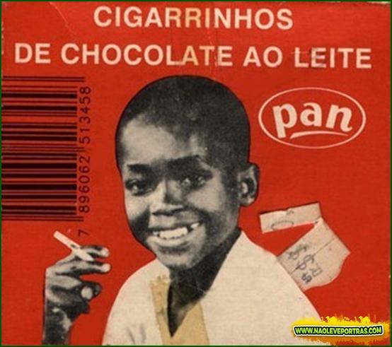 criança fumando