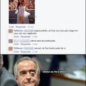 Jair foi desabafar no Facebook e o bagulho ficou estreito