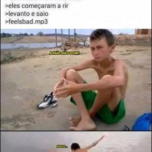 PESAMENTO ESTRANHO COM A MAE