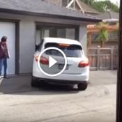 Como colocar um carro grande numa garagem pequena