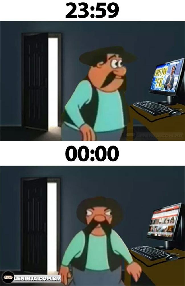meia-noite