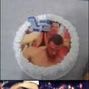 O bolo da Stronda