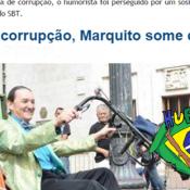 Vivi o suficiente pra ver o Marquito ser investigado por corrupção