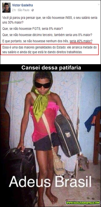 patifaria no brasil
