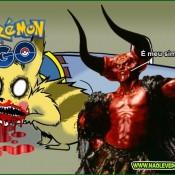 Pokemon Go, é do capeta ou não!?