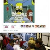 Os Simpsons sempre a nossa frente!