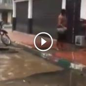 Prefeitura de todo Brasil estalando piscina pra população mais carenti si diverti igual us ricu faz!