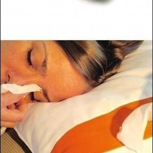 travisseiro para gripe