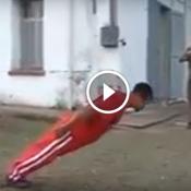 Espirito de Michael Jackson reincarna em brasileiro!