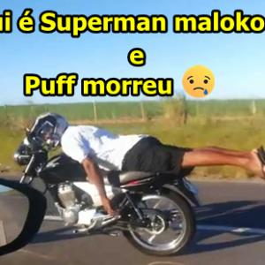 queda manobra superman