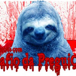 O Desafio da Preguiça Azul