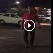 Taxistas armam emboscada para Uber, mas quem aparece é uma mulher com sangue no zoio!