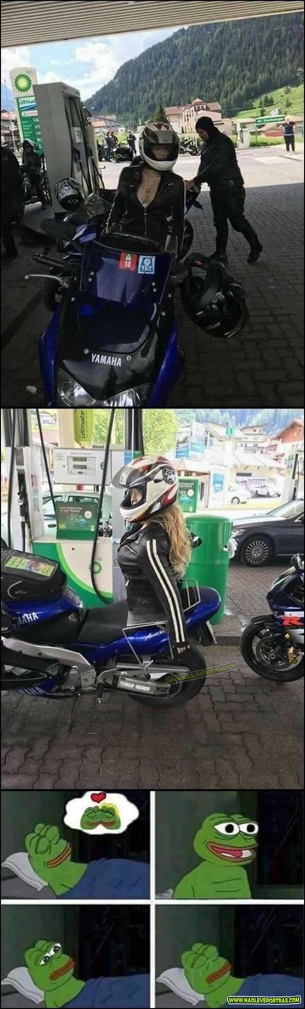 forever alone de moto