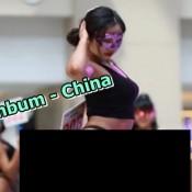 """Chineses fizeram seu próprio concurso de """"Miss Bumbum"""" e essas são as candidatas"""