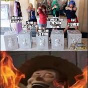 Se os cavaleiros fossem mulheres