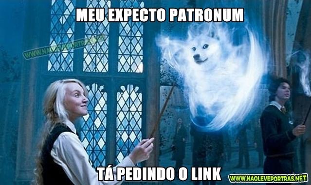 PEDINDO-O-LINK