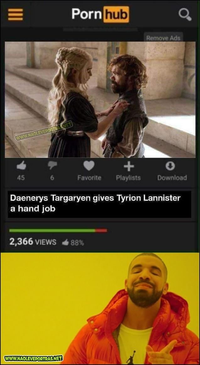 a mão da rainha
