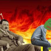 Da série: Se rir vai para o colinho do Hitler