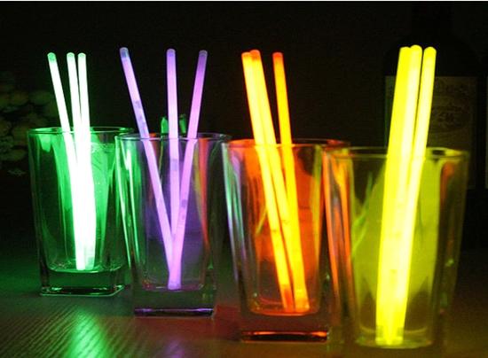 barrinha fluorescente