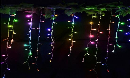 luz fluorescente