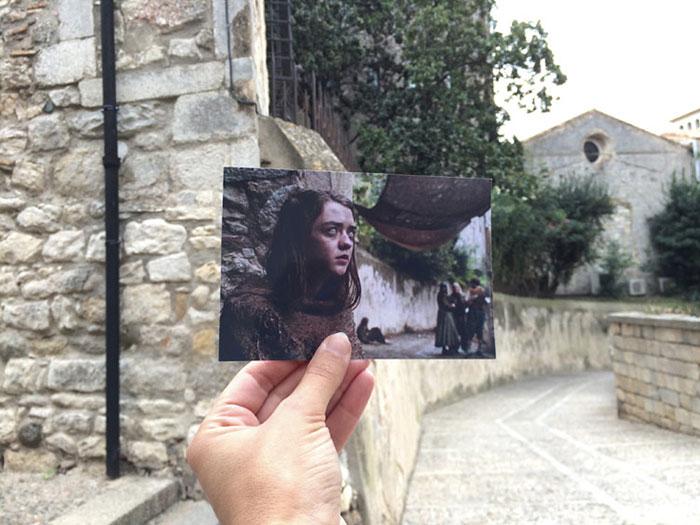Essa mulher achou as localizações exatas de onde foram gravadas varias cenas de Game of Thrones