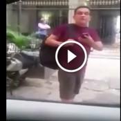 Taxista joga macumba em tiozinho que esperava Uber