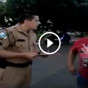 Entenda a diferença entre o policial novato e o antigão!