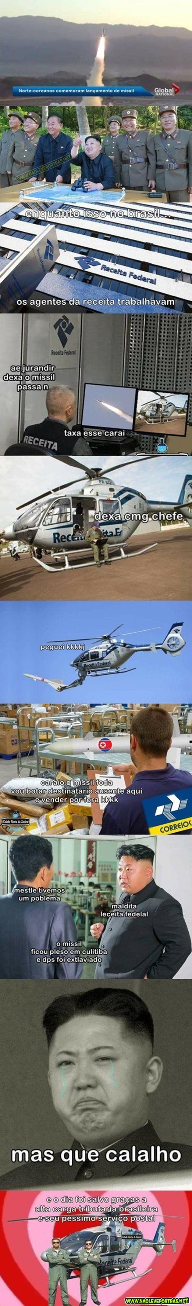 salvo pela receita federal meme 2