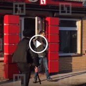 Esse cara queria se matar e um esquadrão de policiais russo, foi chamado para impedir ele