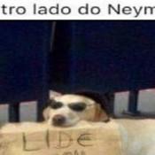 Tudo é Neymar...