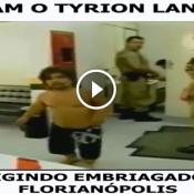 Tyrion Lannister em Florianópolis