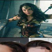Eis a Mulher Maravilha sem maquiagem